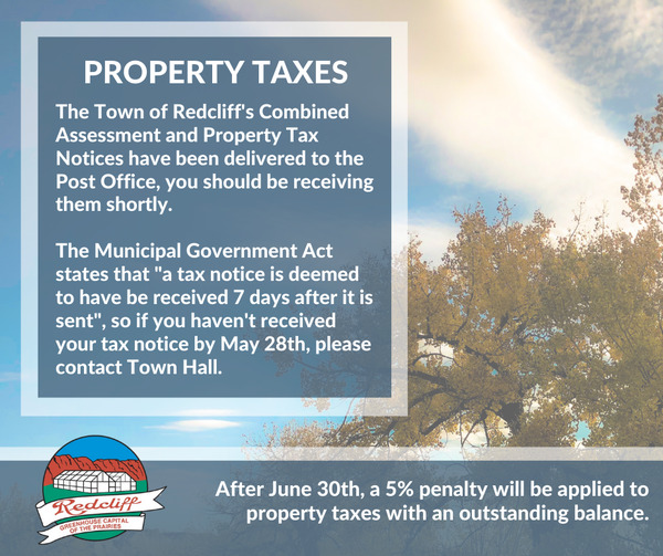 Property Tax Notices